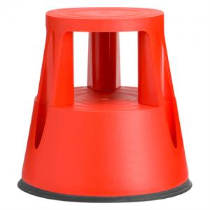 Elefantfod - Rød plast