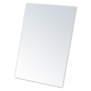 Frontplade uden magnet 50x70cm. (53x73cm.)