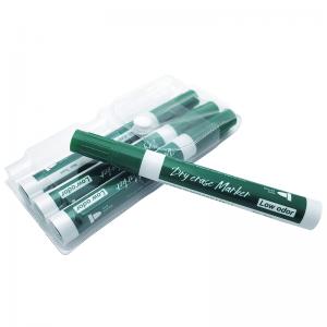 Whiteboard tuscher - 4 stk. grøn