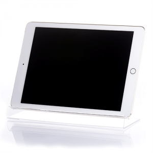iPad & Tablet bordholder i akryl