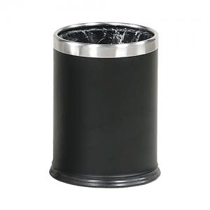 Papirkurv - Lux i sort