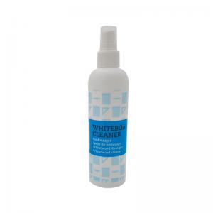 Whiteboard rensemiddel 250 ml.